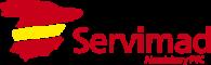 Logo SERVIMAD Al y PVC