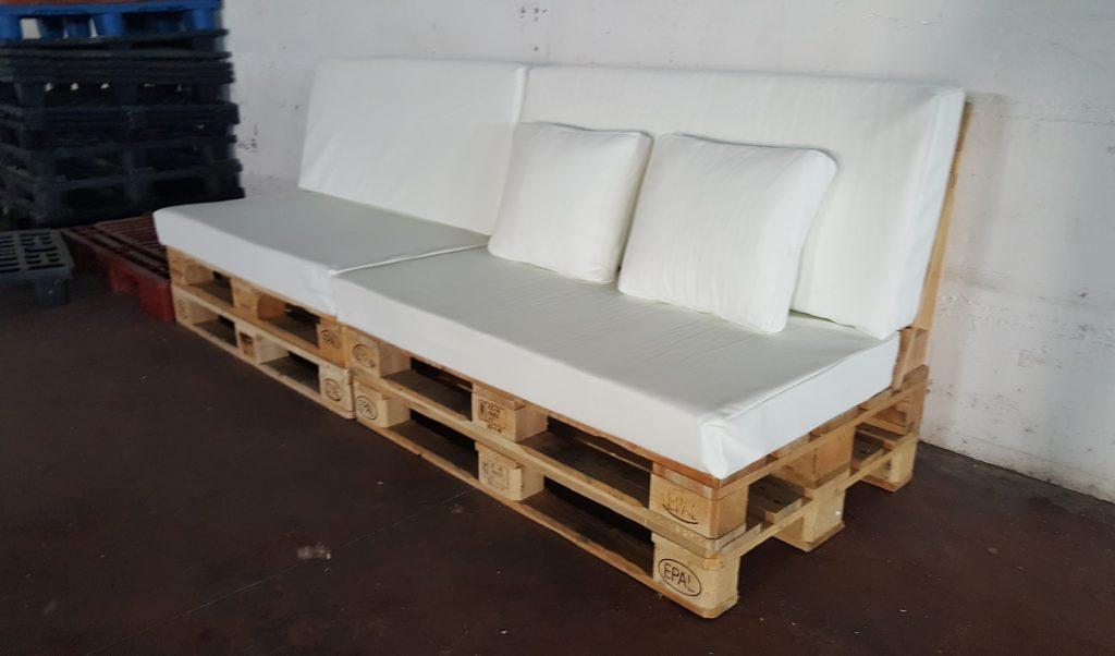 Muebles de jardin de palets affordable muebles de palet for Muebles palets jardin